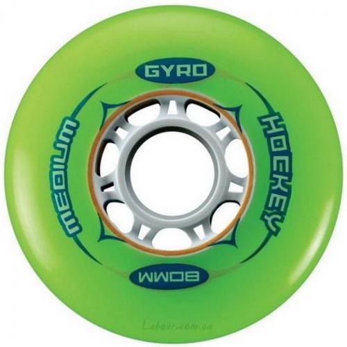 Gyro - Hockey Green